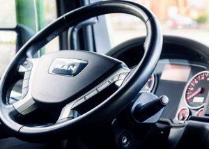 Anmeldung Berufskraftfahrer